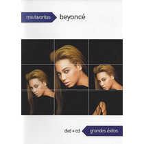 Beyonce - Mis Favoritas. Cd+ Dvd Original Exitos Shakira
