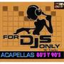 Retro Acapellas 80s & 90s (especial Para Djs Y Minitecas)
