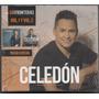 Jorge Celedon. Sin Fronteras Vol 1 Y 2. 2cd Original Nuevo