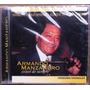 Armando Manzanero. Exitos De Siempre. Cd Original, Nuevo
