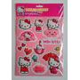 Calcomanias Stickers 3d Hello Kitty Snoopy Niños Y Niñas