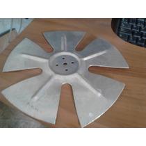 Aspa Metalica 7 1/2 Pulgadas Para Motor Evaporadores