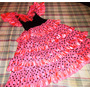 Bello Vestido De Flamenco, Talla 8,casi Nuevo