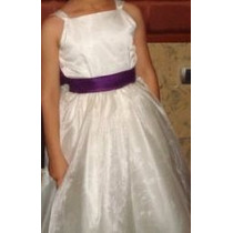 Vestido De Pajecita Para Niña De 7 Años