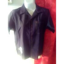 Camisa Franela Juvenil Niño Talla 12