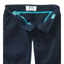 Pantalón De Uniforme Aereopostale Talla 14 Niñas