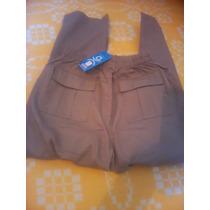 Bello Pantalon Para Niño Talla 12 Kaqui (nuevo)