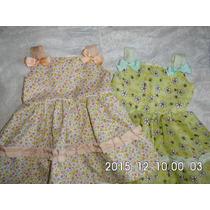 Vestidos Para Niñas, Nuevos De 2 A 3 Años.