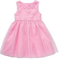 Vestido Fiesta Bebes Niñas Meses George Babys - Cartersitos