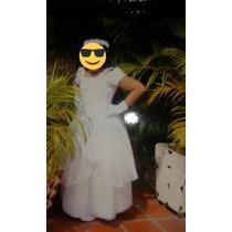 Hermoso Vestido De Comunión