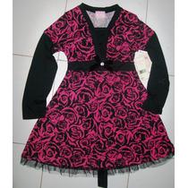 Vestidos Importados Para Niñas Rare Editions 2015 Navidad