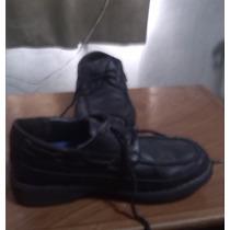 Zapato De Niño Zero Con Cordones