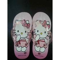 Cholas Sandalias Para Niñas De Hello Kitty Sanrio
