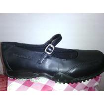 Zapato Escolar A La Moda Niña Solo Talla 34 Antirresbalante