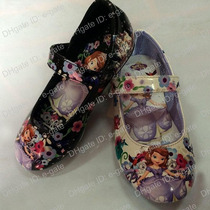 Hermosos Zapatos Princesa Sofia Importados