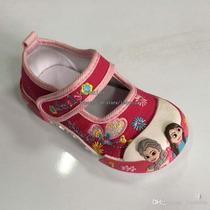 Frozen Hermosos Zapatos Para Ninas