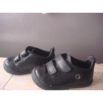 Zapatos Escolares Gigetto Talla 21 En Muy Buen Estado