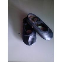 Vendo Zapatillas De Danza Nro 25. Color Negro