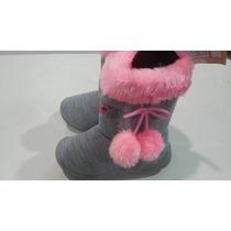 Botas Zapatos Para Niñas, Bellisimas De Excelente Calidad