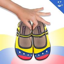 Originales Zapatos Chocolaticas Niña 34 Combina Moda Calidad
