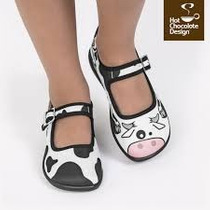 Originales Zapatos Chocolaticas 30 Niña Combina Moda Calidad