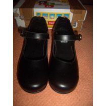 Zapatos Escolares Para Niña Gigetto