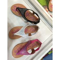 Sandalias Para Niñas A La Moda Importadas