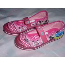 Oferta Zapatos Diseño Minnie Mouse Zapatillas Coqueta Moda