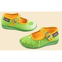 Zapatos Hot Chocolate Design Mini Limon Talla 22