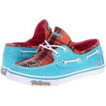 Zapatos Skechers Niña Twinkle Toes Talla 12 Usa 32 Vzla
