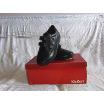 Zapatos Escolares Kickers Talla 36