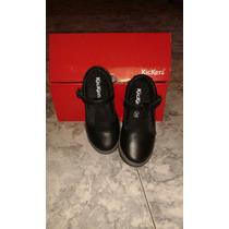 Zapatos Colegiales Para Niña, Kickers