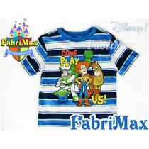 Franelas Toy Story Y Paul Frank Para Niños