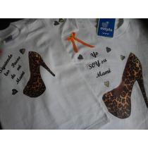 Franelas Ovejitas Mama Y Hija Fashion