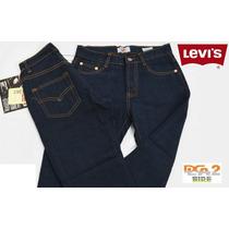 Pantalon Blue Jeans Levis 501 De Niño Clasico