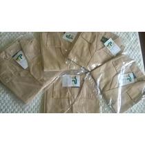 Camisas Escolares Beige Marca Pulli Solo Talla 12