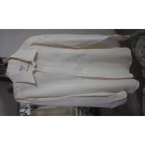 Camisa De Vestir De Fina Tela Talla 16/40 (m)