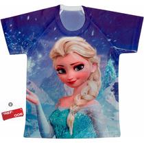 Franelas De Niño De Frozen