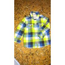 Camisa De Niño Oshkosh Original