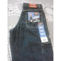 Pantalon Jeans Importado Marca Wrangler Talla 16