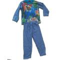 Pijamas Para Niños 100% Algodón Angry Toy Cars Phineas Y Fer