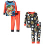 Pijamas De Lego Legends China 2 Piezas Talla 4
