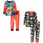 Bellos Pijamas De Lego Leyenda De China 2 Piezas Talla 4
