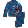 Pijamas Mario Bross, Spiderman Y Tortugas Ninjas