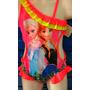 Frozen Frosen Disney Trajes De Baño Para Niñas Peppa Pig