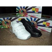 Zapatos Vita Kids Deportivos Colegiales Niña O Niño Unisex