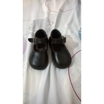 Zapatos Escolares Valle Verde Talla 23 Como Nuevos