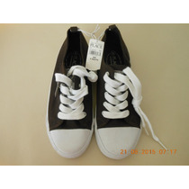 Zapatos Tipo Converse The Children Place Niños - Talla 36