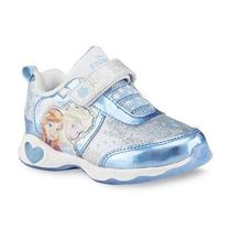 Zapatos Frozen,princesa Sofia Y Little Ponny Con Luces