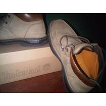 Zapatos Timberland Originales Semi-botas 3/4 Poco Uso Cuero